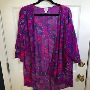 Large Lindsey Kimono